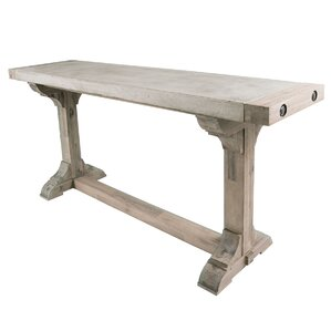 Kishan Console Table by Gracie Oaks