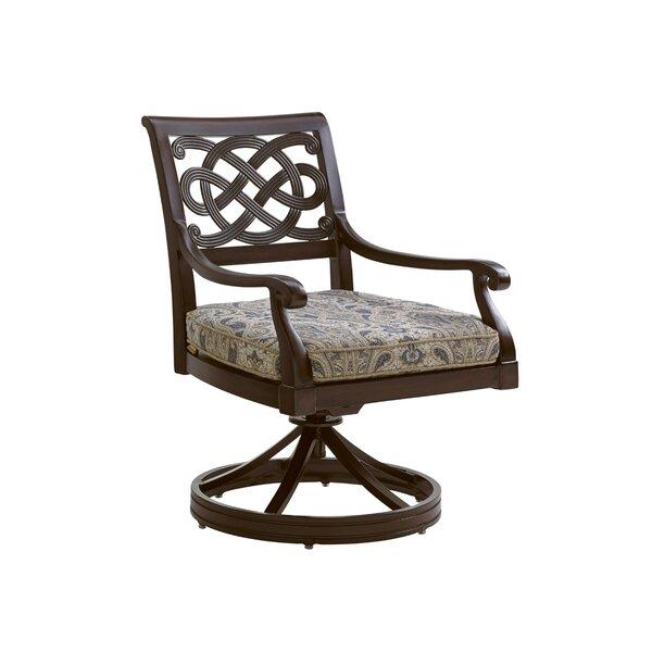 Sands Swivel Rocker Patio Chair with Cushion