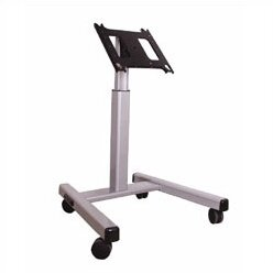 Universal Adjustable Plasma/LCD Confidence AV Cart by Chief Manufacturing