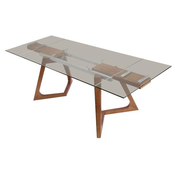 Agirta Extendable Dining Table by Orren Ellis Orren Ellis