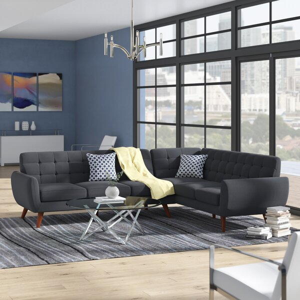 Sunny Right Hand Facing Side Sectional by Modern Rustic Interiors