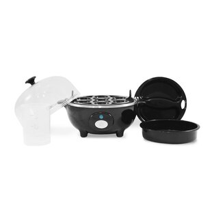 Cuisine Automatic Easy Egg Cooker ByElite by Maxi-Matic