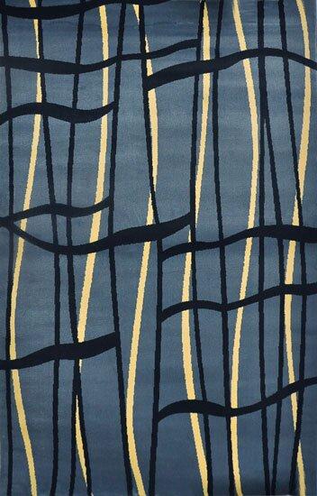 JMill Light Blue Area Rug by Orren Ellis