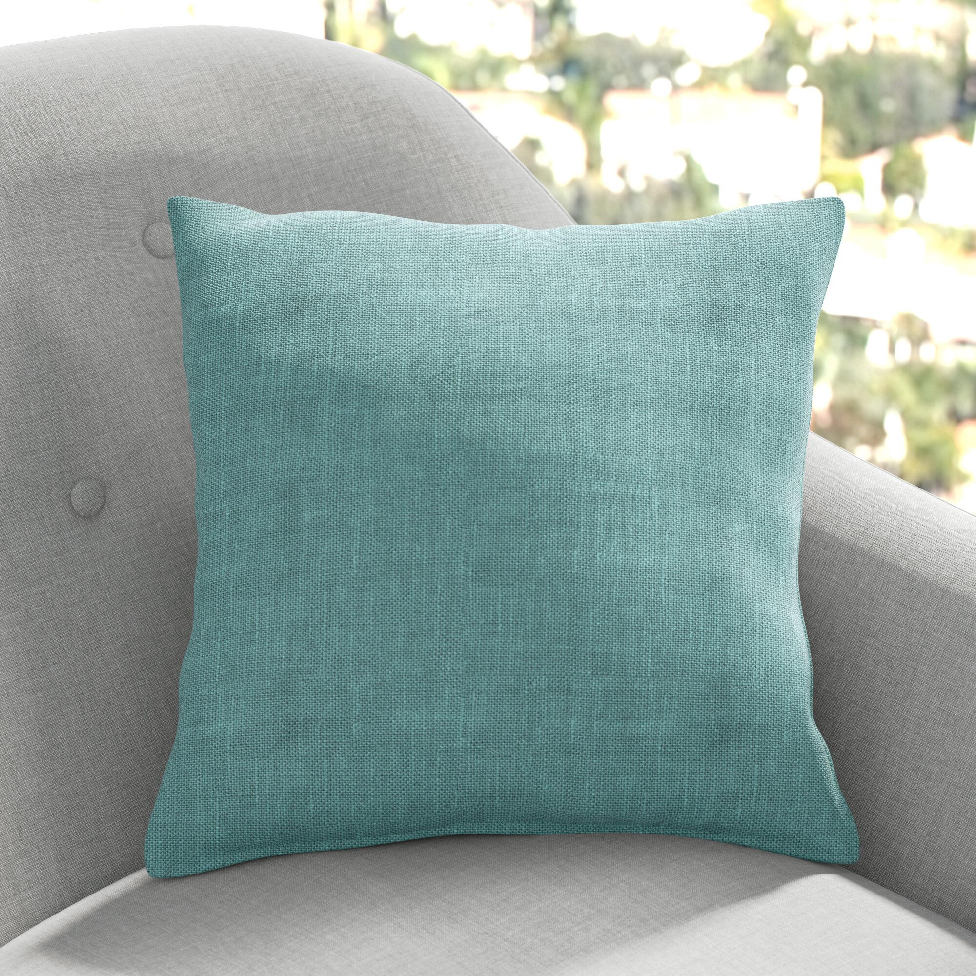 mercury row borrego throw pillow & reviews   wayfair What Is a Throw Pillow