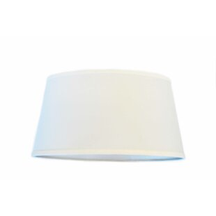 Affordable Price 18 Linen Drum Lamp Shade By Rosecliff Heights