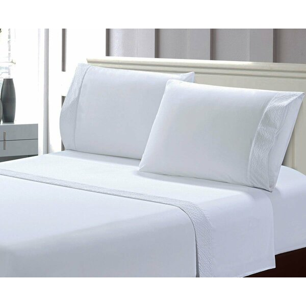 Georgiana Microfiber Bed Sheet Set by Alcott Hill