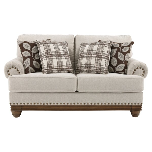 Online Shopping Discount Guttenberg Loveseat by Darby Home Co by Darby Home Co