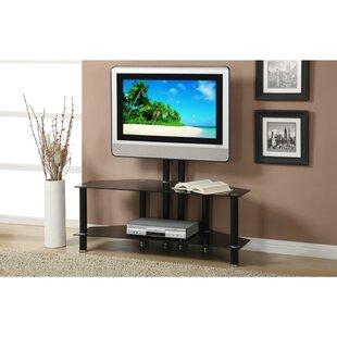Adjustable Shelf Ebony Tv Stand Wayfair