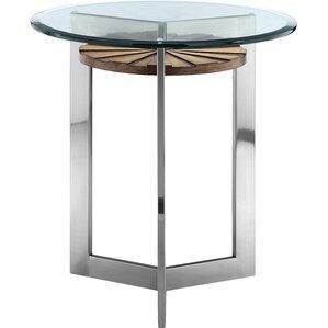 Galipeau End Table by Brayden Studio
