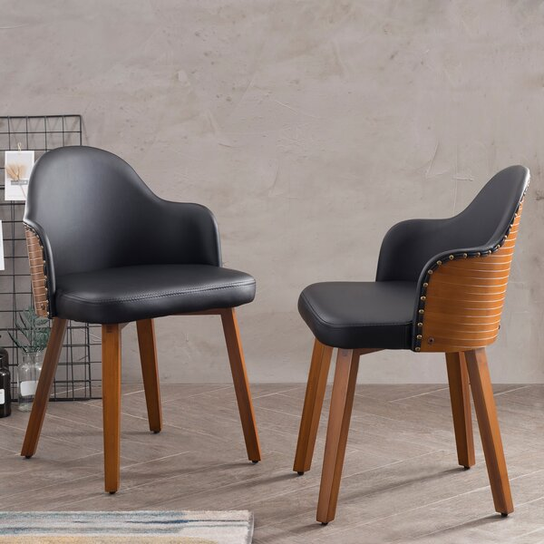 Dominick Armchair (Set of 2) by Mistana