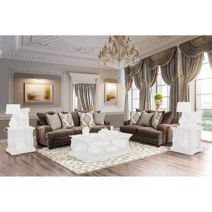 Faeza 2 Piece Living Room Set by Red Barrel Studio®