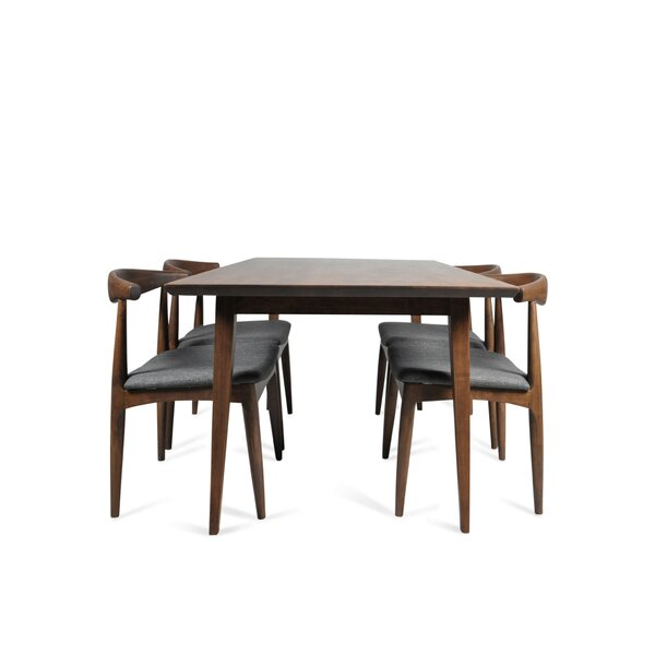 Adira 5 Piece Dining Set by Ashcroft Imports