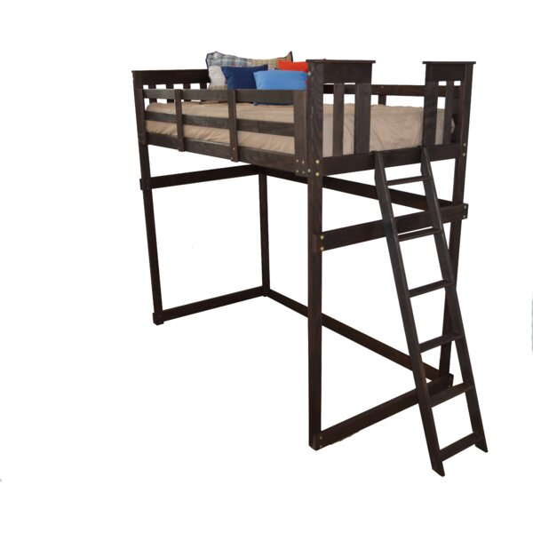 Swainsboro Loft Bed by Zoomie Kids