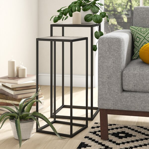 2 Piece Nesting Tables By 17 Stories