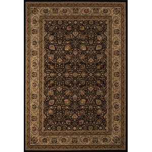 Mira Monte Black/Brown Area Rug
