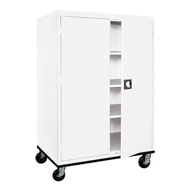 Transport 1 Door Storage Cabinet by Sandusky Cabinets