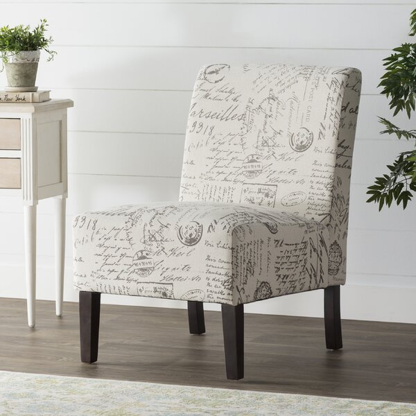 Marine Slipper Chair by Lark Manor