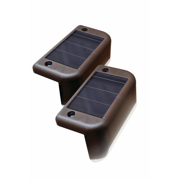 2-Light Deck Light (Set of 4) by Maxsa Innovations