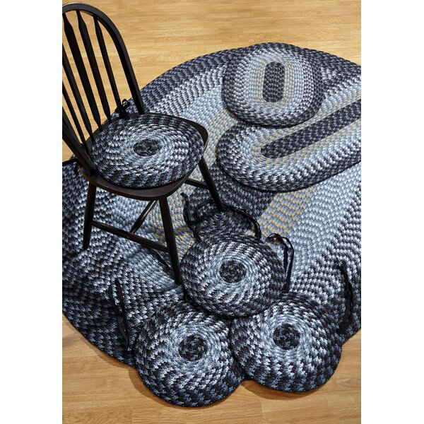 Fontenay 7 Piece Navy Indoor/Outdoor Area Rug Set by August Grove