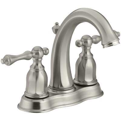 Sink Faucet Brushed Nickel photo