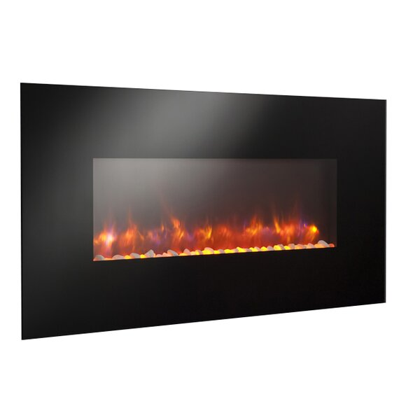 Linear Wall Mounted Electric Fireplace by The Outdoor GreatRoom Company