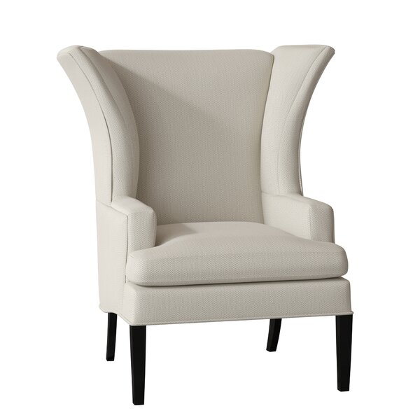 Camden Wingback Chair by Duralee Furniture