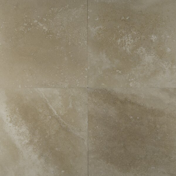 Tuscany Ivory 18 x 18 Travertine Field Tile