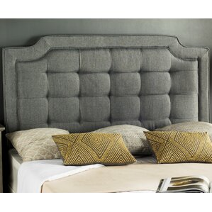 Findlay Upholstered Panel Headboard by Darby Home Co