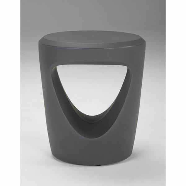 Radius Plastic/Resin Side Table by Tropitone Tropitone