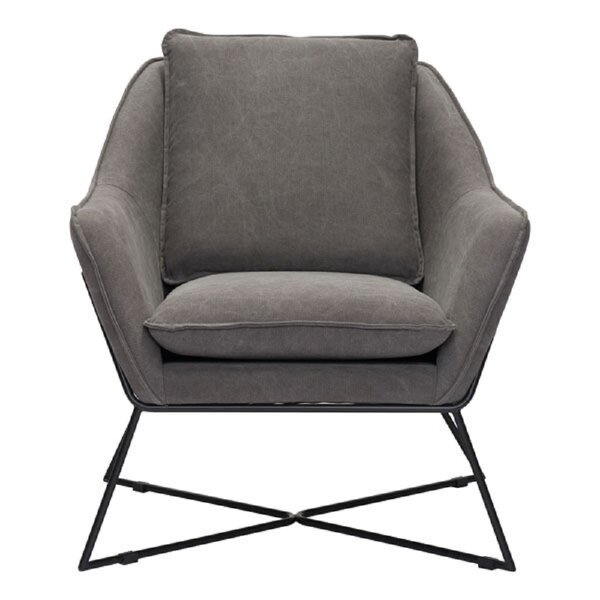 Zadie Lounge Chair by 17 Stories