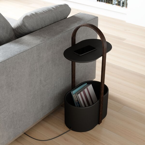 Review Hub End Table