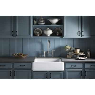 Kitchen Sink Single Bowl White photo
