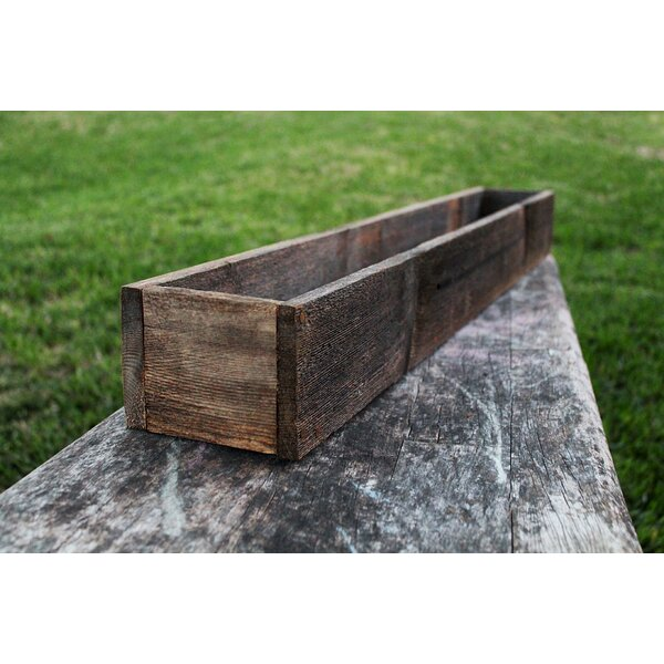 Cambourne Wood Planter Box by Loon Peak