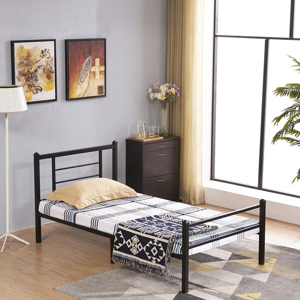 Jaidan Storage Sleigh Bed by Winston Porter