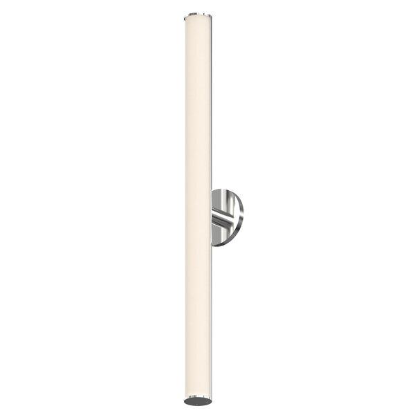 Bauhaus Columns 1-Light LED Bath Bar by Sonneman