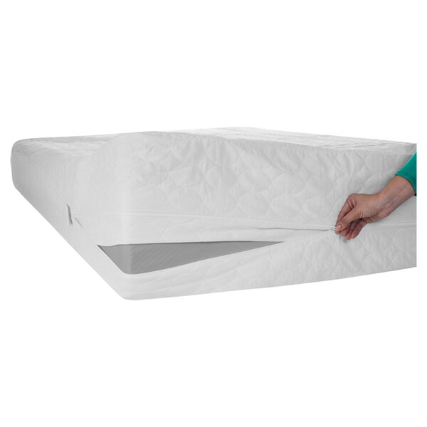remedy bed bug and dust mite waterproof mattress protector u0026 reviews wayfair
