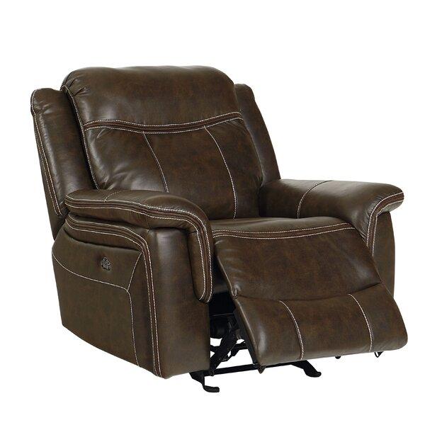 Laperle Whiskey Manual Glider Recliner by Red Barrel Studio