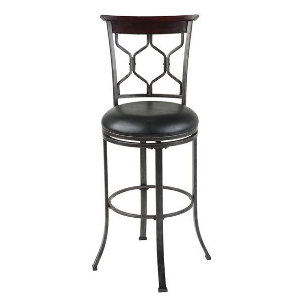 Purcell 30 Swivel Bar Stool (Set of 2) by Darby Home Co