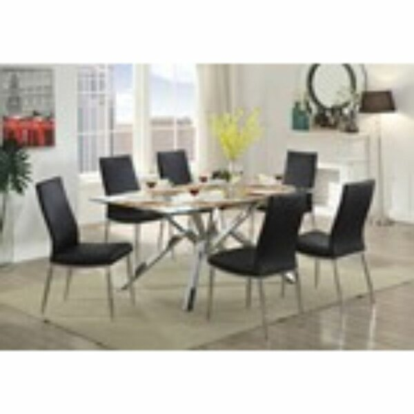 Marano 7 Piece Pub Table Set by Orren Ellis