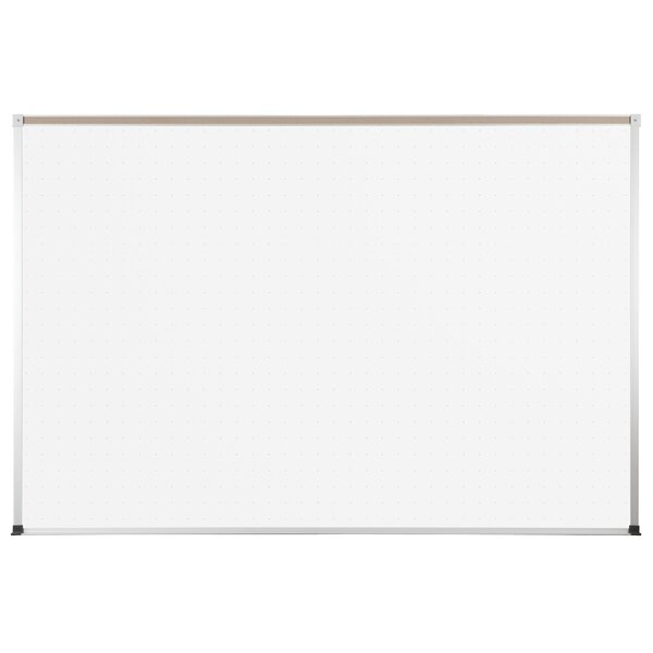 Wall Mounted Whiteboard, 48 x 48 by CommClad