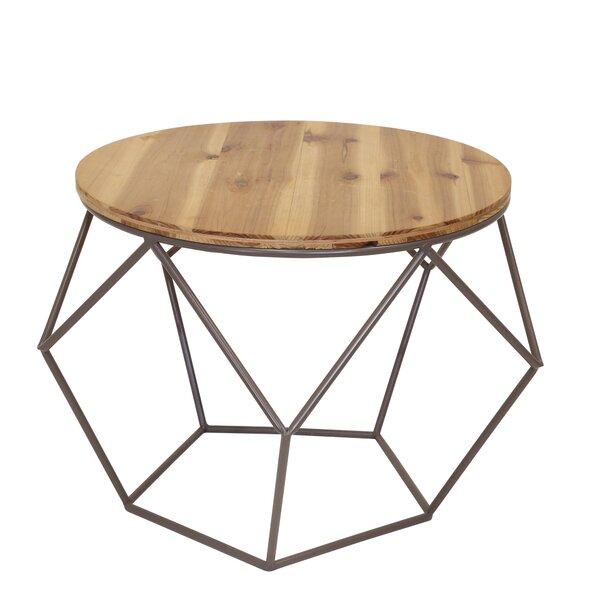 Discount Garen Wood Top End Table