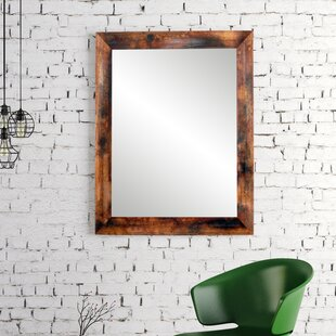 Great Price Pohl Mixed Accent Mirror By Union Rustic