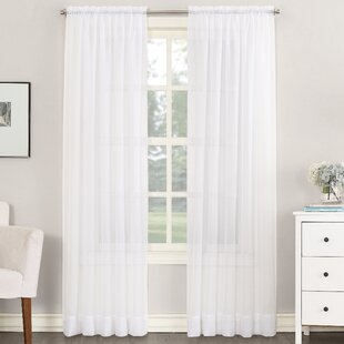 White Curtains Drapes Youll Love