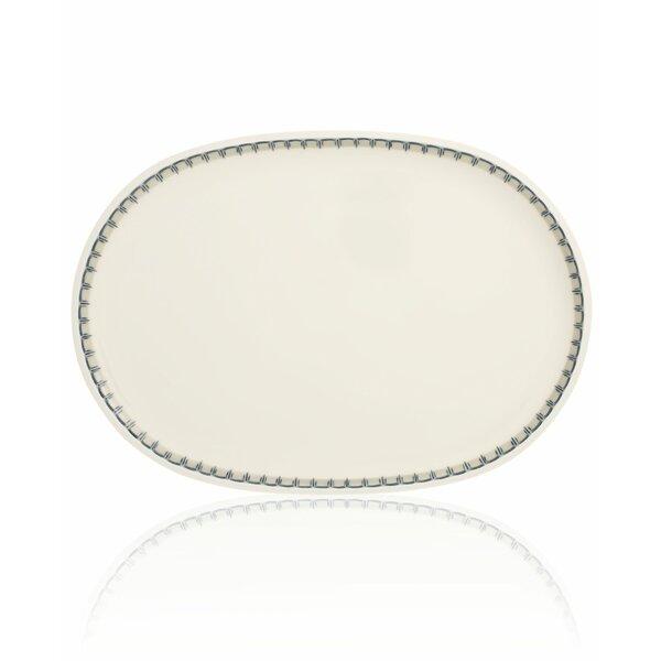 Casale Blu Oval Platter by Villeroy & Boch