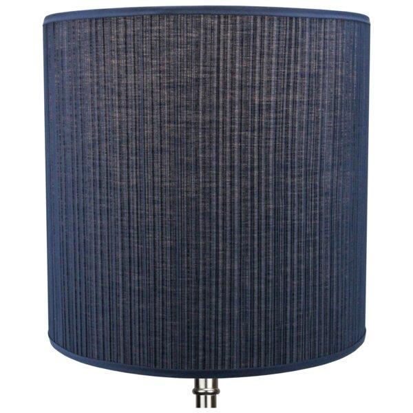 18 H x 18 W Linen Drum Lamp Shade ( Spider )