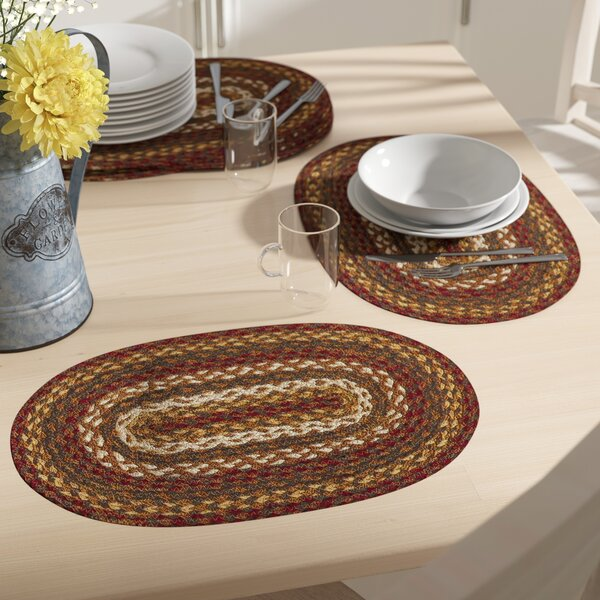 Annabelle Placemat (Set of 6) by August Grove