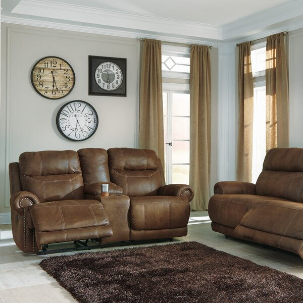 Modern Style Skeete Reclining Sofa Surprise! 60% Off
