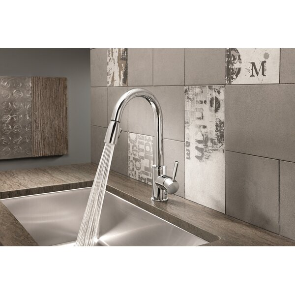 Sonama Pull Down Single Handle Kitchen Faucet by Blanco