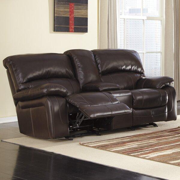 Excellent Quality Krebs Glider Reclining Sofa by Red Barrel Studio by Red Barrel Studio