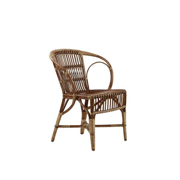 Wengler Art-Fibre Windsor Back Arm Chair by Sika Design Sika Design